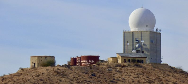 Boron Air Force Station Fortwiki Historic U S And