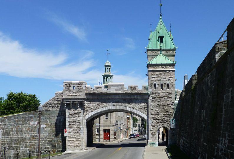 quebec city gates